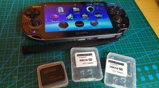 Adaptadores Sd2 vita Para PlayStation Vita