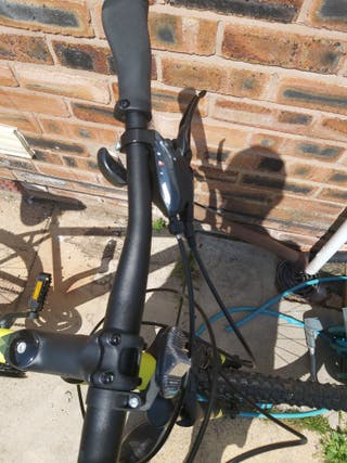 Bergermont Hybrid mountain bike