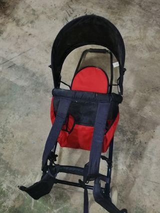 silla mochila transporte de 1 año a 4.ligero