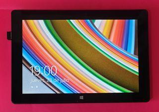 Tablet BQ Tesla 2 W8 nuevo sin uso