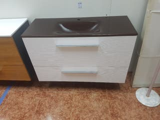 Mueble de baño 100x40 RE02