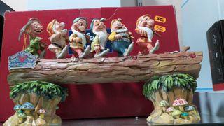 Figura colección Los 7 Enanitos Disney con tara