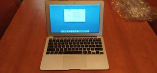 "MacBook Air 11"" mid.2011 con disco de 256Gb"