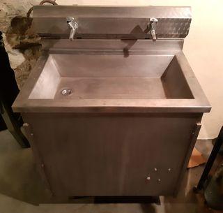 lavamanos taller de joyeria