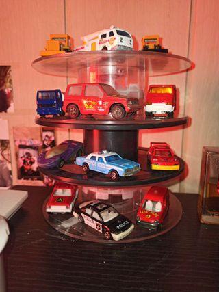lote coches vintage Majorette y Hot wheels.