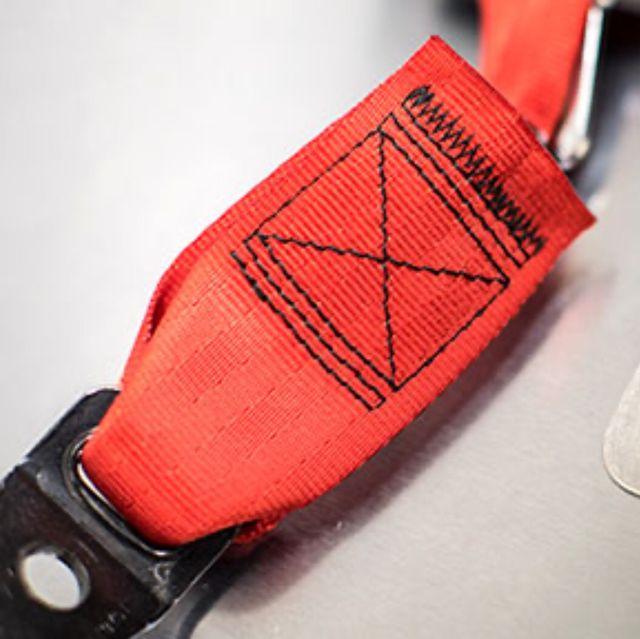 Cinturón de seguridad personalizado