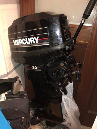 Fueraborda Mercury 20cv
