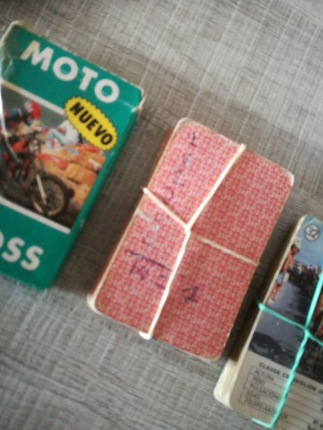 3colecciones ciclistas, moto Cross , formula 1