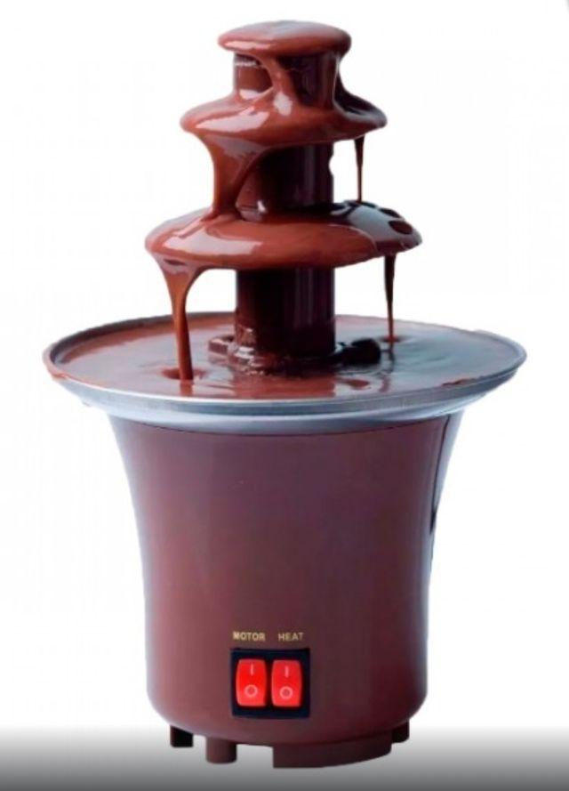 Fuentes de Chocolate Nuevas