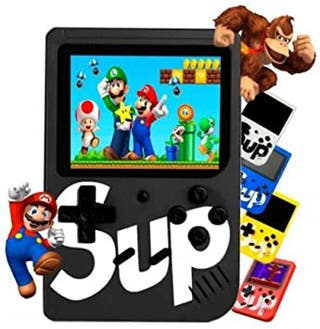 consola portátil videojuegos nueva