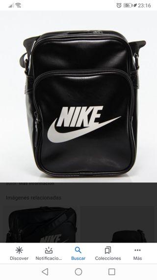 Bolso Nike Mujer Fucsia Casi Nuevo