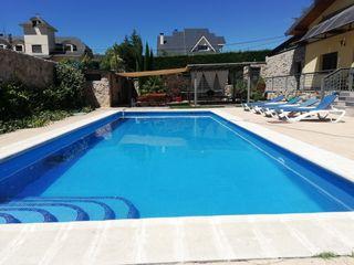Alquiler piscina climatizada día completo / horas