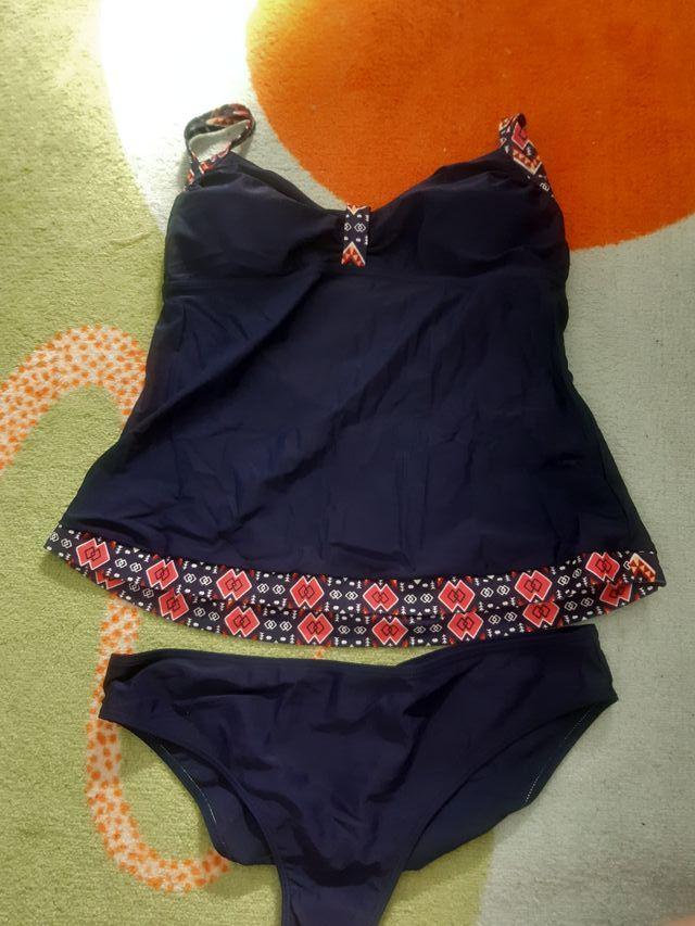 bikini premama. Talla 2xl equivalente a talla 42