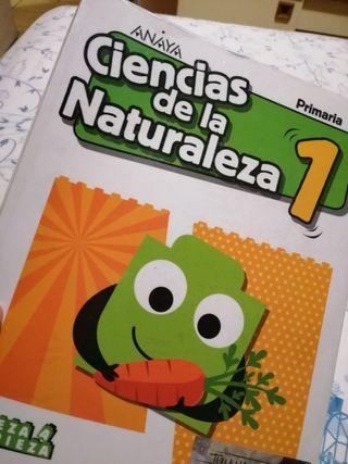 ciencias de la naturaleza, Anaya, pieza a pieza
