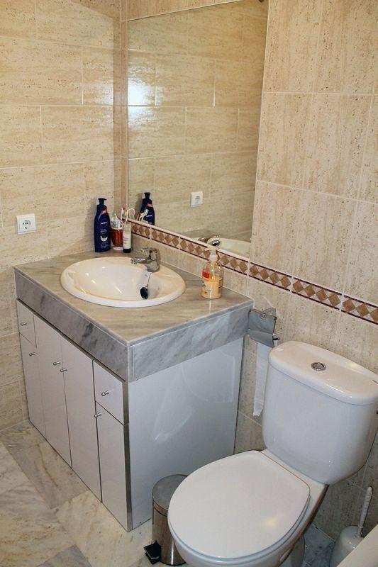 Apartamento en venta en El Castillo en Manilva (Castillo de la Duquesa, Málaga)