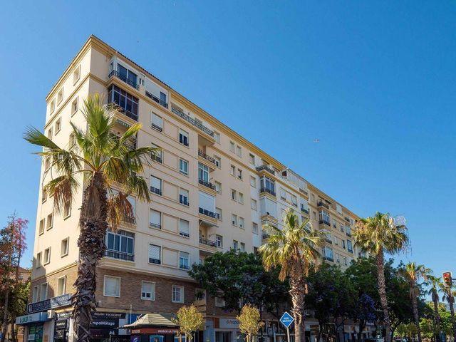 Piso en alquiler en Ensanche Centro - Puerto en Málaga (Málaga, Málaga)