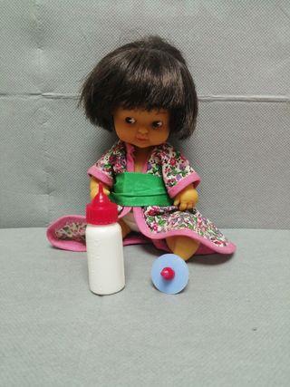 chupete y biberon muñeca BARRIGUITAS