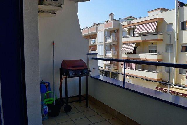 Piso en alquiler en El Morche en Torrox (El Morche, Málaga)