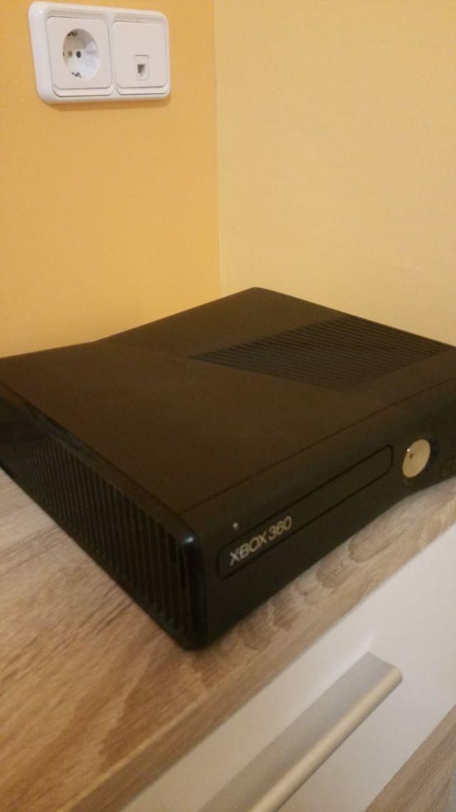 xbox 360 slim piezas o reparar