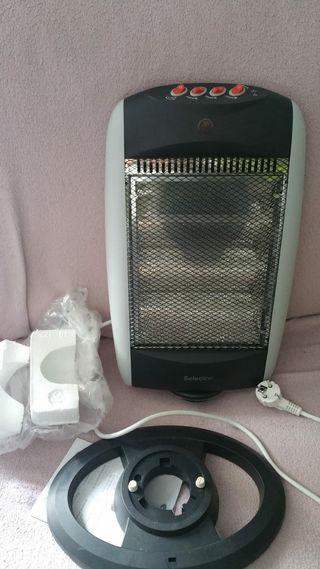 calefactor 1200w selecline