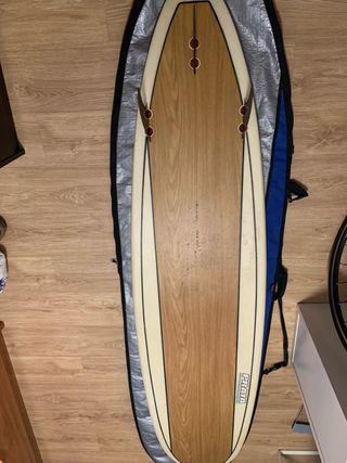 """Tabla de surf mini Malibu evolutiva 7,7"""""""