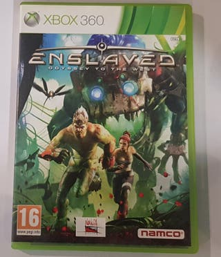 Videojuego Enslaved para XBOX 360.