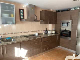 Cocina grande Singular kitchen