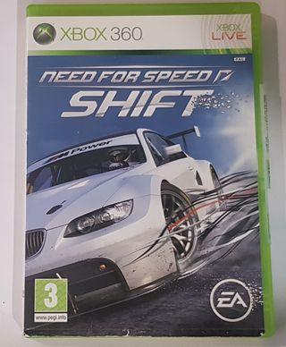 Videojuego Need For Speed Shift Edición Limitada
