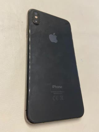 iPhone XS Max 64 gb negro