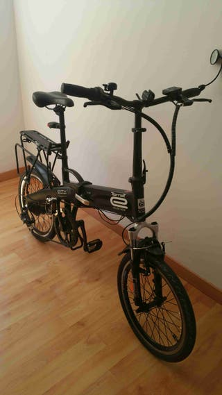 bicicleta electrica plegable torrot city surfer