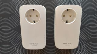 Vendo pareja PLC Powerline TP-Link TL-PA8010P