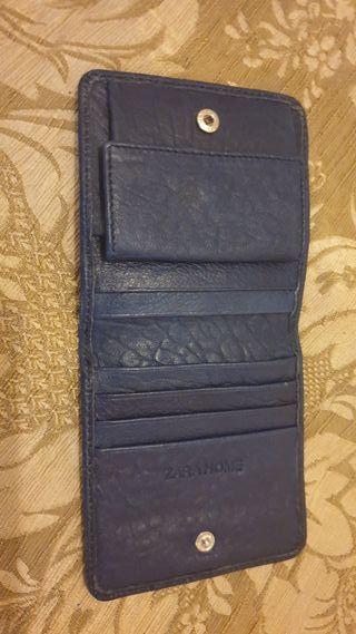cartera nueva de Zara Home