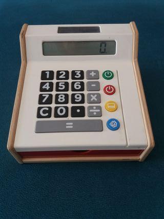 caja registradora juguete.