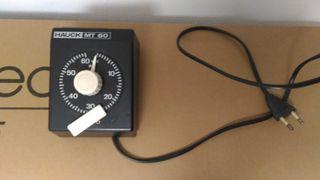 hauck mt60 ampliadora temporizador