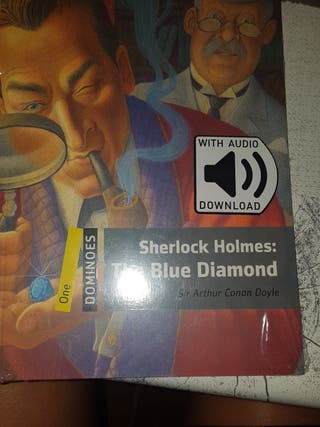 "libro sherlock holmes""the blue diamond"""