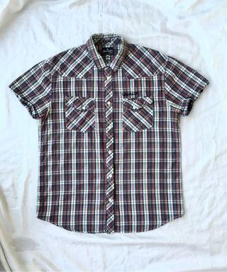Camisa de cuadros Wrangler