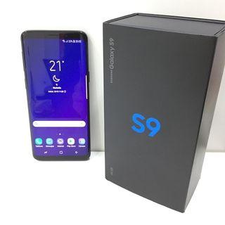 Samsung s9 64 gb + 116 gb