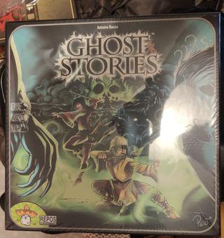 Ghost Stories. juego como nuevo