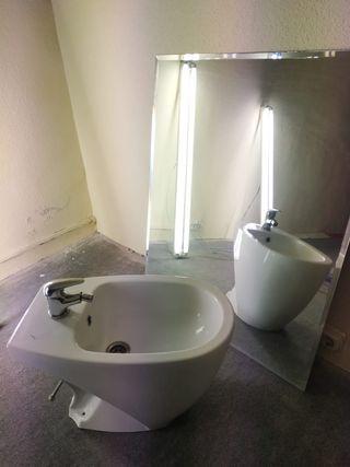 Bidet de baño