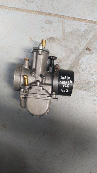 Carburador Derbi Senda SM 125 Baja (2007)