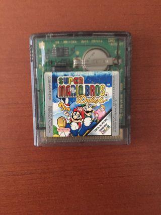 Super Mario Bros Game Boy Color