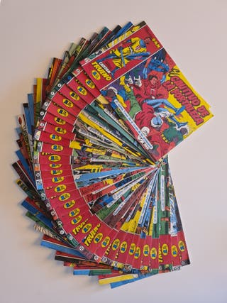 Comics Capitán Trueno colección