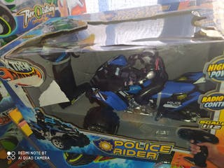 moto radio control