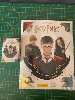 Album cromos Harry Potter