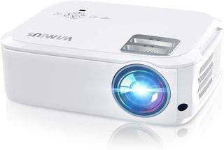 WiMiUS Proyector Full HD 1920x1080P Nativo