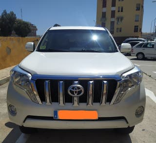 Toyota Land Cruiser 150 2010