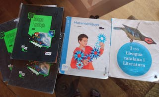 llibres 1 ESO