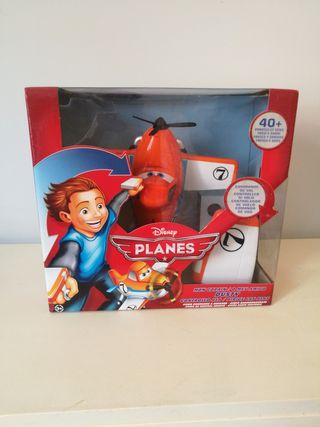 Avión de control remoto Disney. NUEVO!!