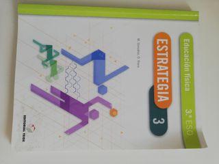 libros de educación física 3° y 4° ESO