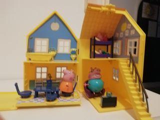 casitas de peppa pig